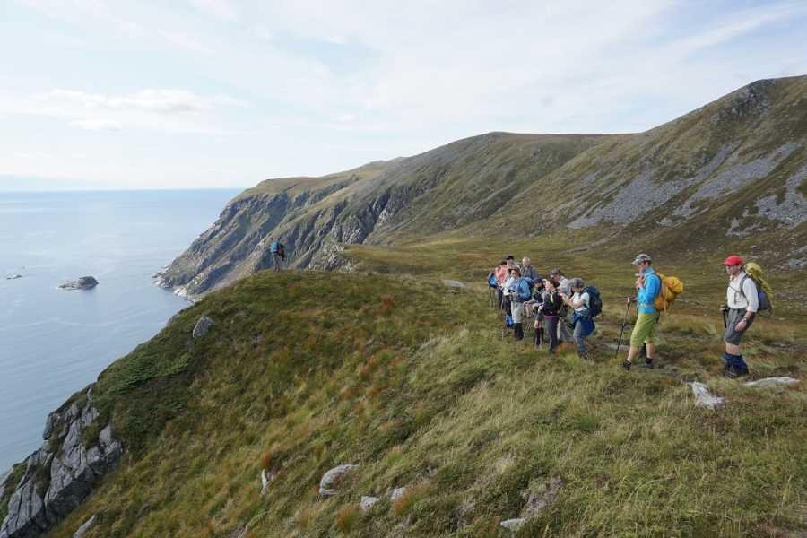 Norway Adventures 7 dagers fottur i Fjord Norge
