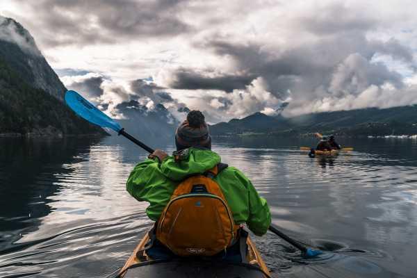 6 day, Fjord Kayaking Trip Norway