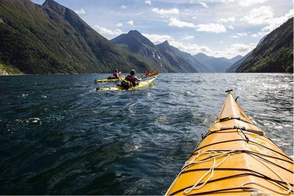 Norway Adventures Great Fjords - Ålesund, Storfjord and Geirangerfjord