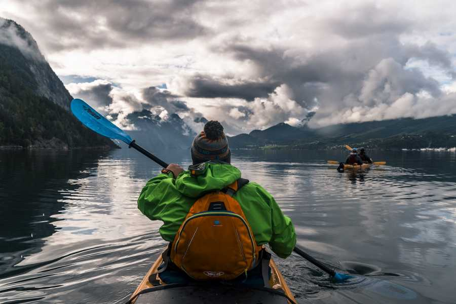 Norway Adventures 6 dager, Kajakktur fra Ålesund til Geiranger