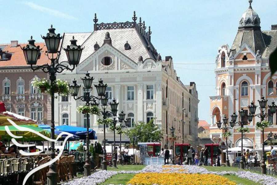 Explore Belgrade! Belgrade to Novi Sad Private Transfer