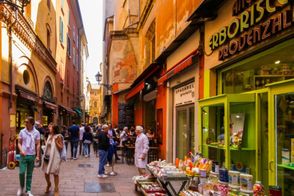 Bologna Welcome Bologna taste