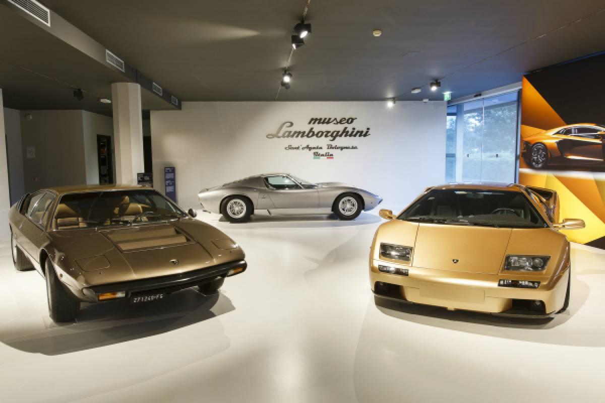 Bologna Welcome Lamborghini Museum & Factory