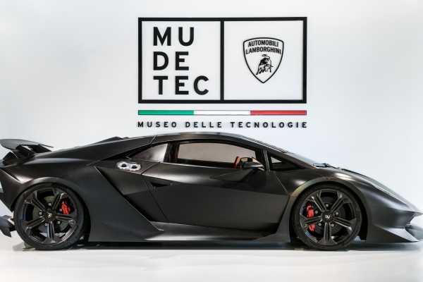 Lamborghini dal Museo alla Fabbrica