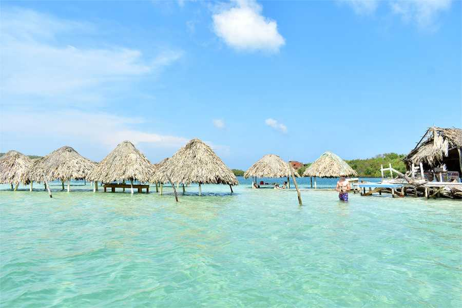 Backpackers 5. Cholon + Snorkel - Islas del Rosario