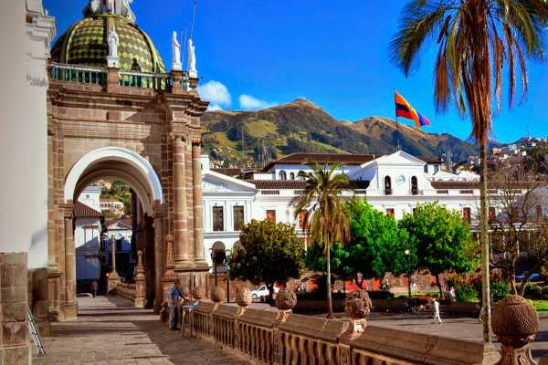 Gray Line Ecuador Just Married Special Offer in Quito & Galapagos
