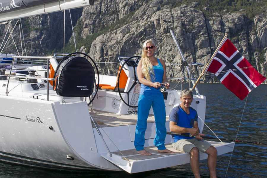 PulpitRockExperience Lysefjord sail-cruise including Pulpit Rock hike
