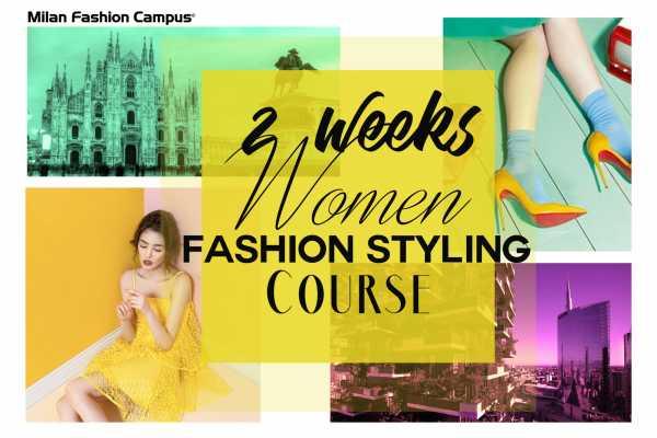 2 Weeks Women Fashion Styling Course