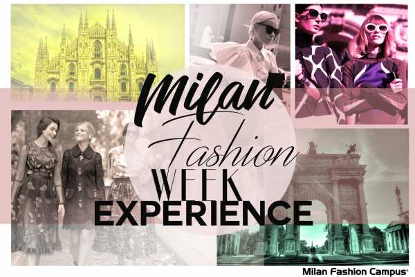 2 Weeks - Milan Fashion Week Experience - During the Milan Fashion Week