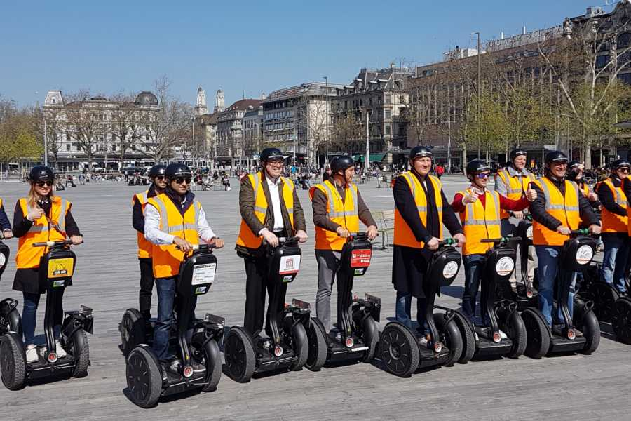 Segway City Tours by HB-Adventure Segway Early Bird Zuerich