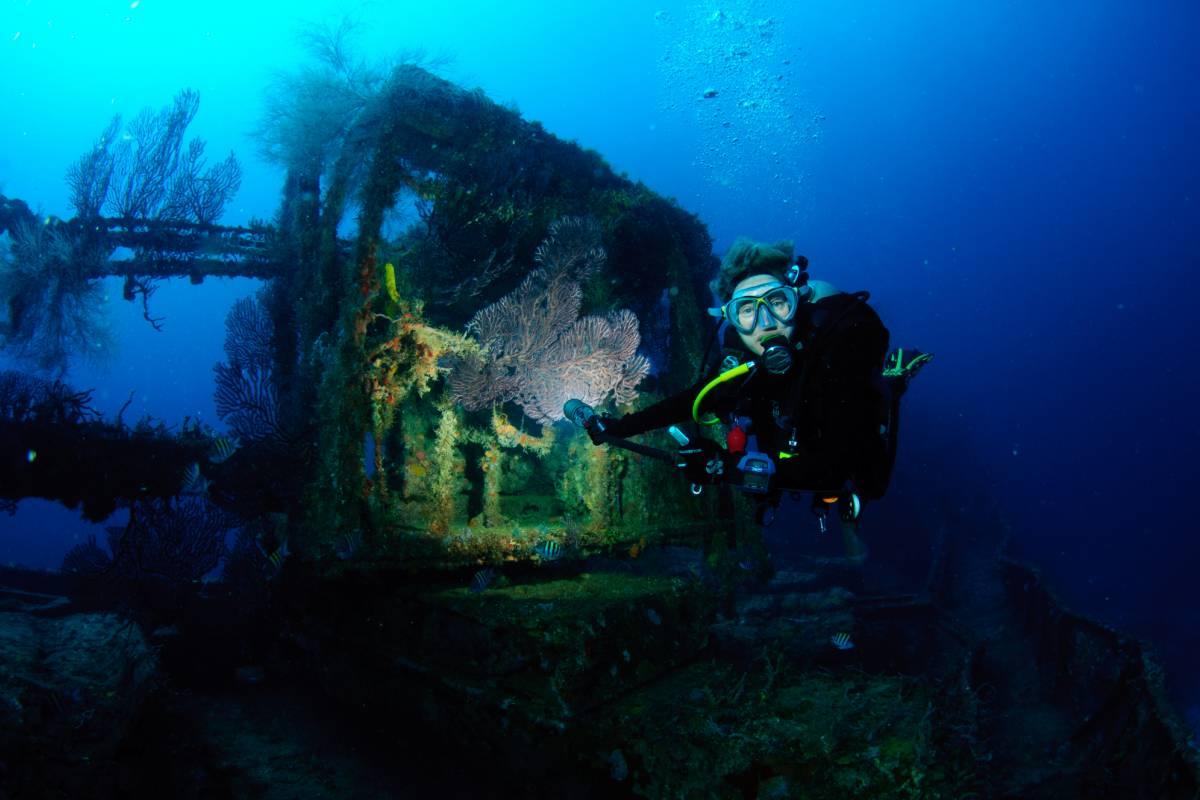Aquanauts Grenada TDI Combo - Deco & Advanced Nitrox