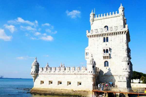 Lisbon Van Tours - Tours & experiences around Lisbon Visão geral de Lisboa, de Belém à EXPO98 passando pelo centro histórico