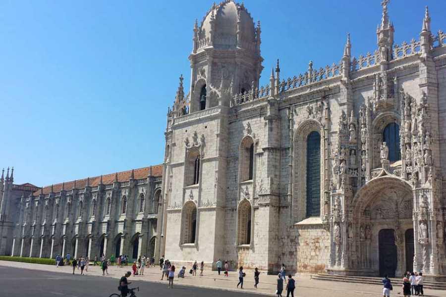 Lisbon Van Tours - Tours & experiences around Lisbon Lisbonne d'ouest en est, balade à la rencontre de son histoire