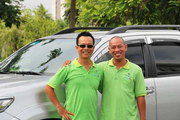 Rent a car with driver in Ho Chi Minh City - Vietnam Travel Agency