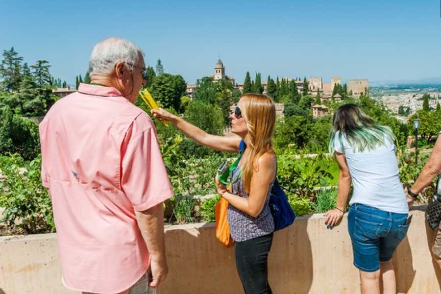 NHUE Granada official tour guide