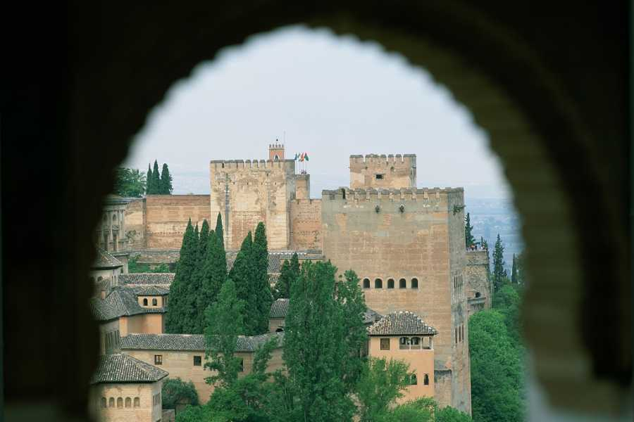 NHUE Guide officiel de l'Alhambra