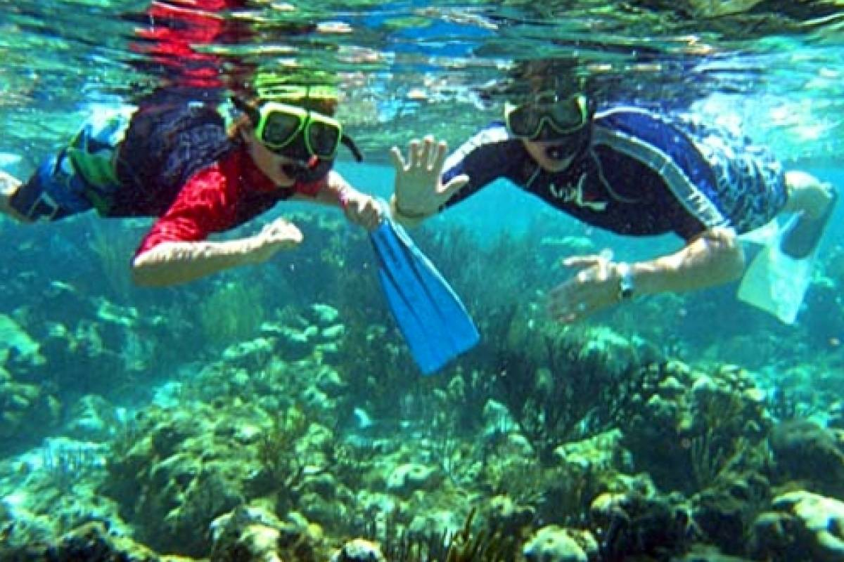 Tour Guanacaste Reef and Cave Snorkeling and ATVs