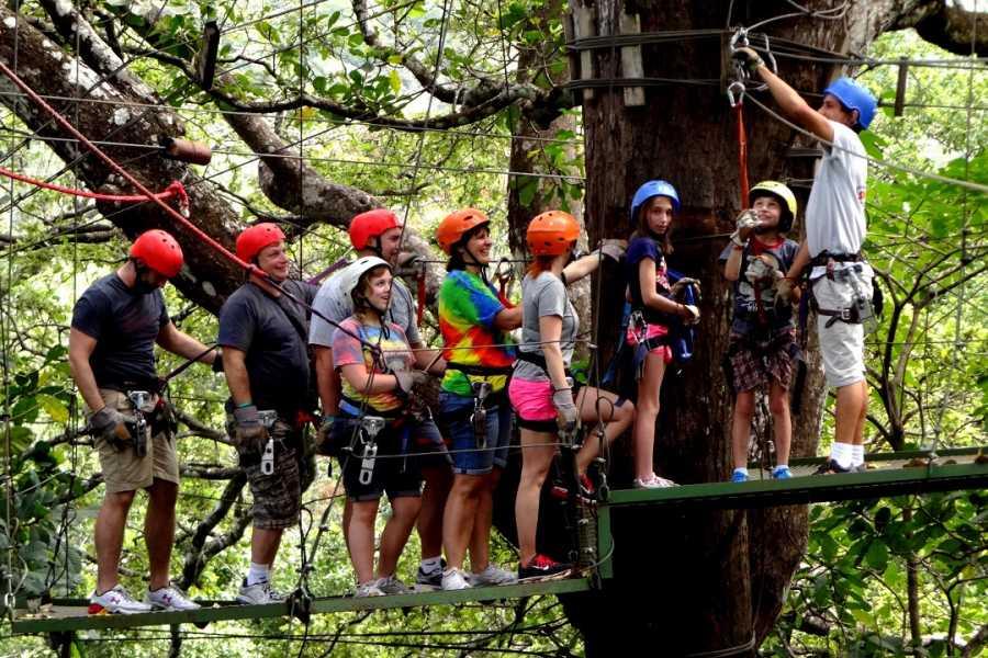 Tour Guanacaste Congo Canopy Zip-Line Tour