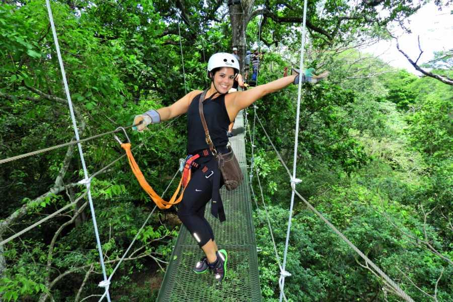 Tour Guanacaste Congo Canopy Zip-Line Activity