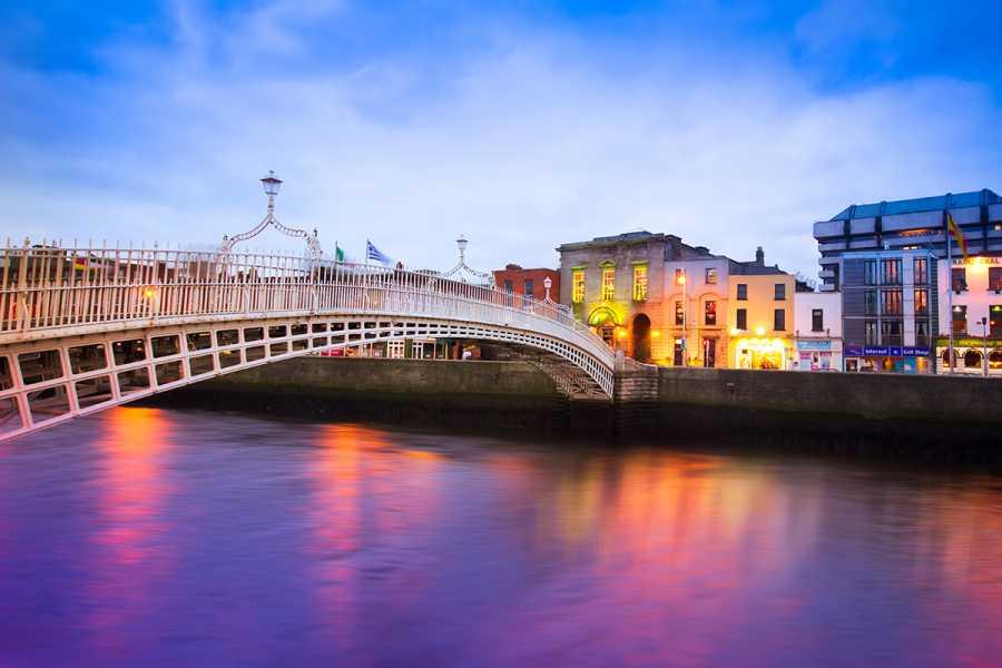 SANDEMANs NEW Europe Tour Introductorio de Dublín
