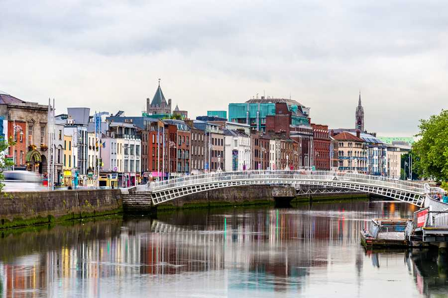 SANDEMANs NEW Europe Dublin General Private City Tour
