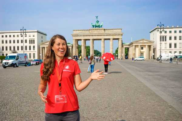 2-hour Berlin Highlights Private Tour