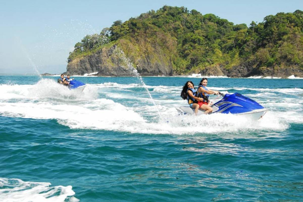 Tour Guanacaste 5-Hour ATV and Jet Ski Combo Tour