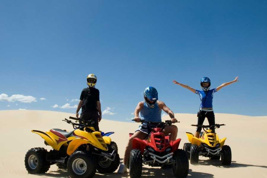 Tour Guanacaste Zip-Line, ATV & Monkey Sanctuary Tour