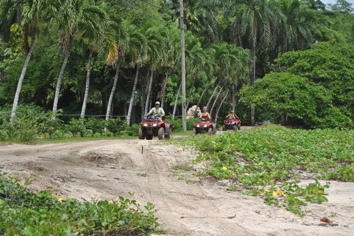 Tour Guanacaste Gold Coast ATV and Snorkel Tour