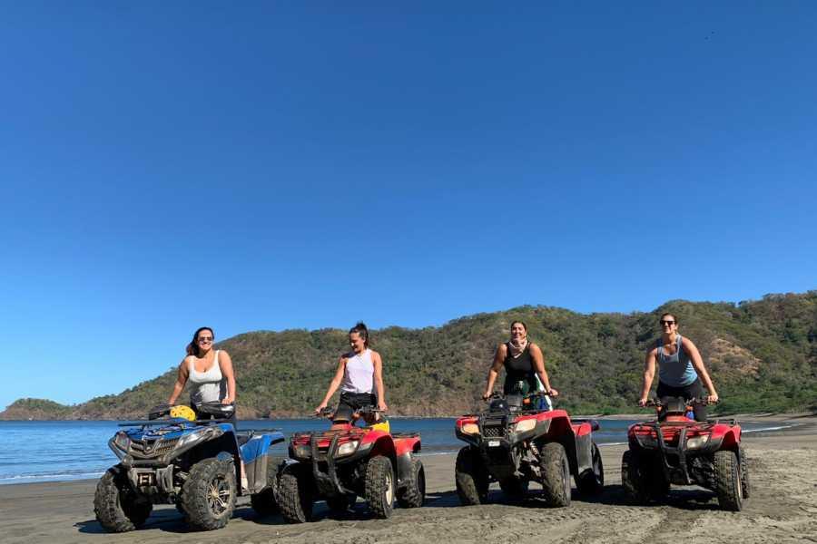 Tour Guanacaste ATV Lobster Beach BBQ Tour