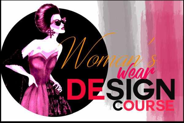 2 Weeks - Women's  Wear Design Course