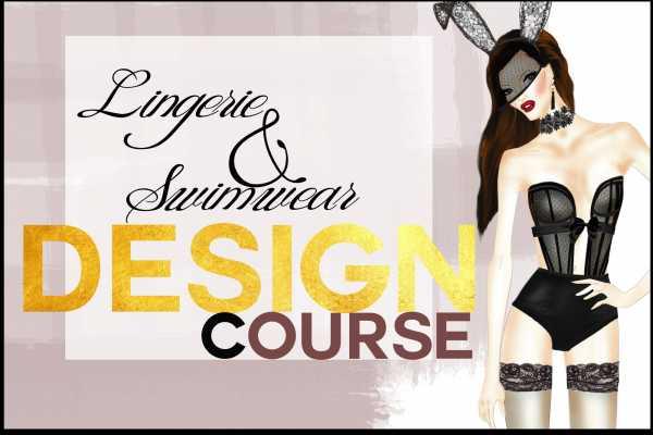 2 Weeks - Lingerie & Swimwear Design Course