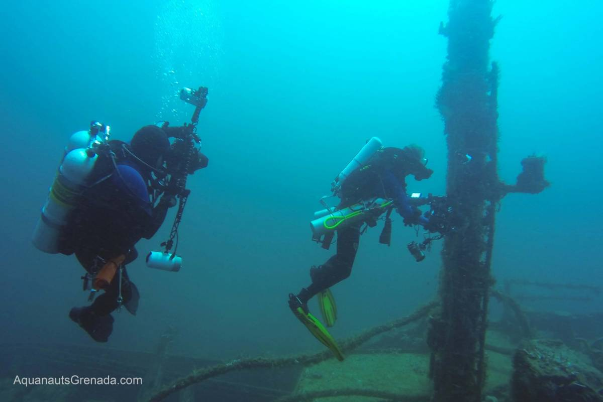 Aquanauts Grenada TDI Advanced Nitrox  E-learner