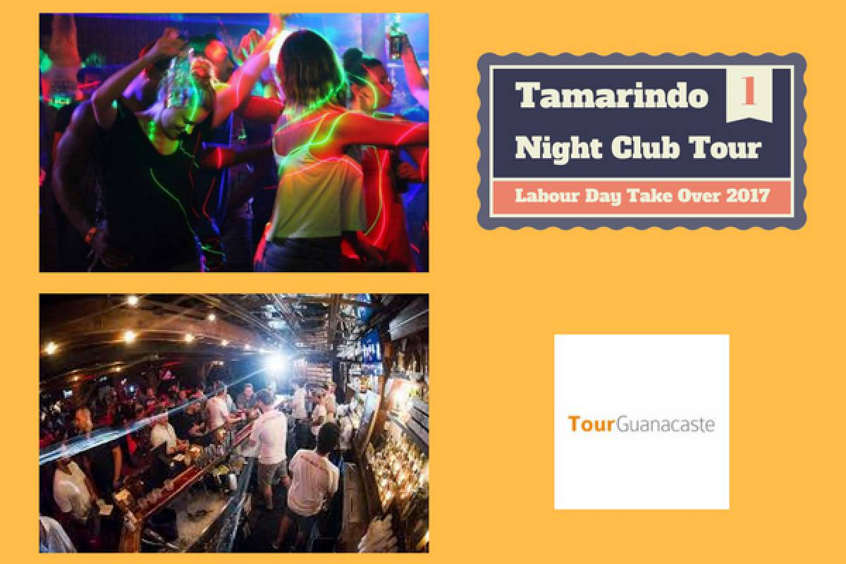 Tour Guanacaste Tamarindo Nightlife Tour