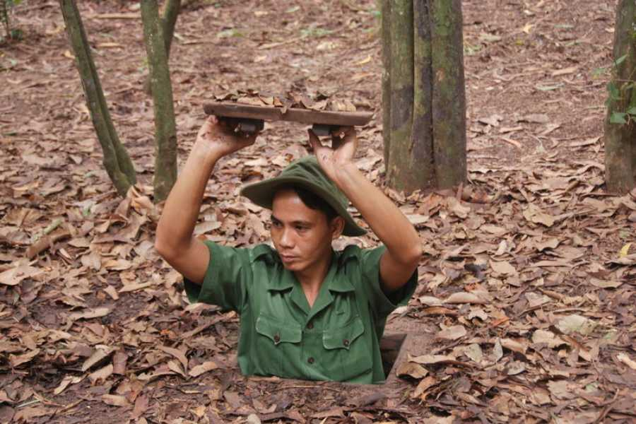 Viet Ventures Co., Ltd Cu Chi Tunnels and Ho Chi Minh City full day tour
