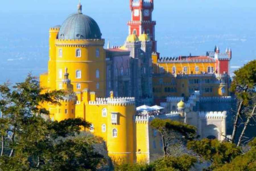 Lisbon Van Tours - Tours & experiences around Lisbon Balade d'une journée à Sintra, Cascais et Cabo da Roca
