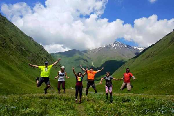Adventurati Outdoors Georgia - Tblisi and Kazbegi Summer Tour