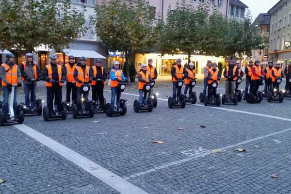 Segway City Tours Segway Tour Winterthur