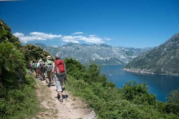 FeelMontenegro Self-guided hiking: Boka Bay & Lovcen 3 days