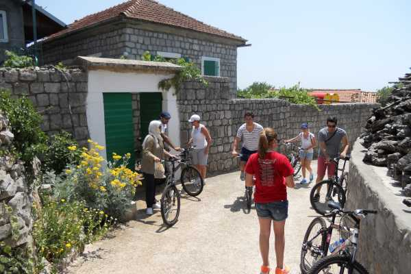 Biking for foodies: Taste of olives and cheese