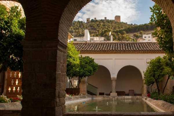 NHUE Descubre Jaén. VISITA PRIVADA