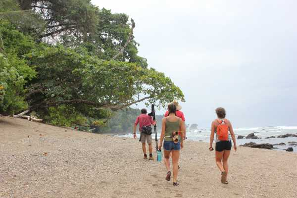 Uvita Information Center Corcovado day tour from Sierpe