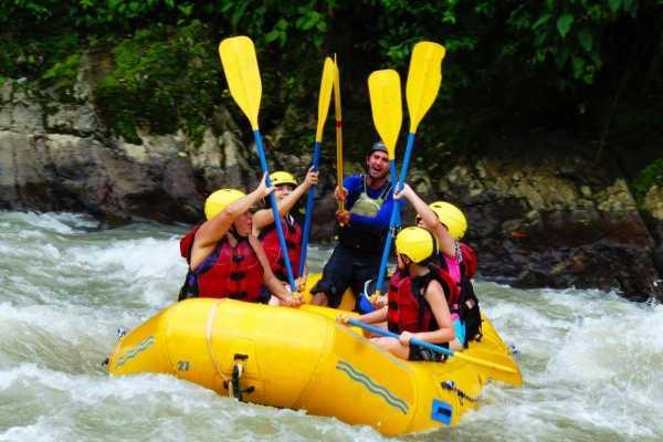 Uvita Information Center Savegre Rafting