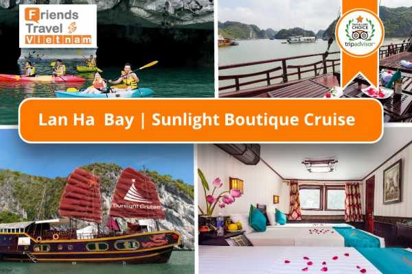 Friends Travel Vietnam Sunlight Boutique Cruise | 2D1N Halong Bay