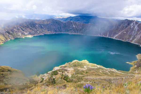Viajando por Ecuador TOUR QUILOTOA
