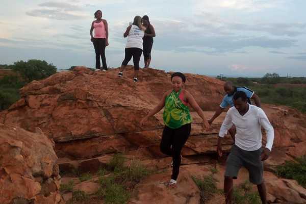 e-Tourism t/a SimplyTravel Masama Bushwalk