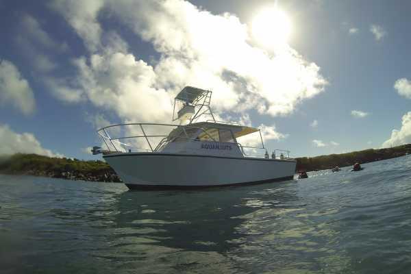 Aquanauts Grenada Charter Private All Day