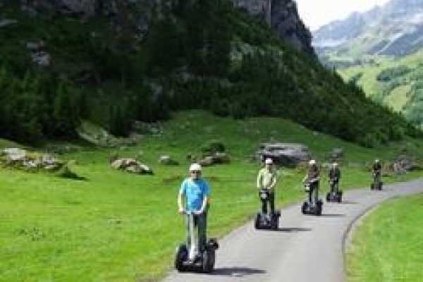 Segway City Tours by HB-Adventure Segway Wilhelm Tell Tour