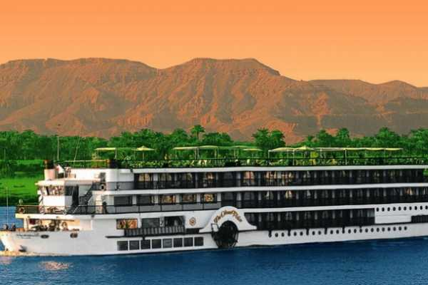 Marsa alam tours 4  Nights Nile Cruise from Luxor to Aswan on Royal Princess