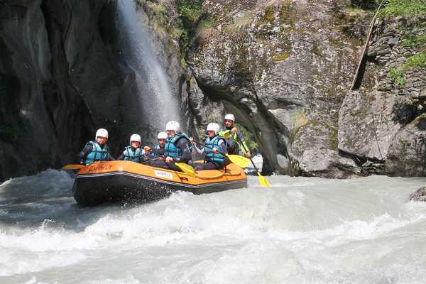 Rafting.it Service professionnel photographie